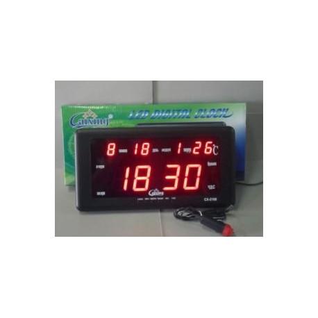 Электронные часы 2168