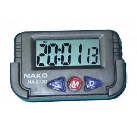 Цифровий годинник на липучці NA-613D 2300aa253f6f1