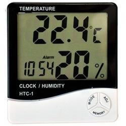 Термометр (гигрометр) цифровой HTC1