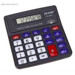 Калькулятор настольный Pespr PS-268A (есть)