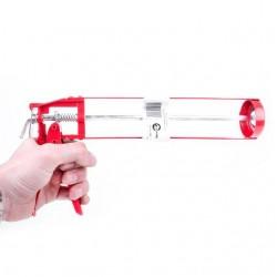 Пистолет для выдавливания силикона рамообразный