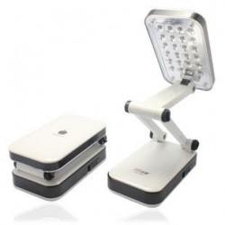 Настольная лампа светодиодная аккумуляторная Apple LED-666
