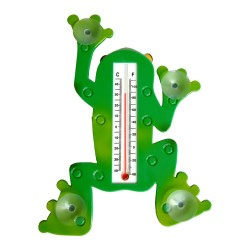 Термометр оконный лягушка