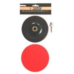 Оправка полировочного круга для резьбы 125 mm /5
