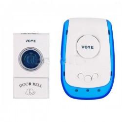 Беспрводной дверной звонок с регулятором на 220В