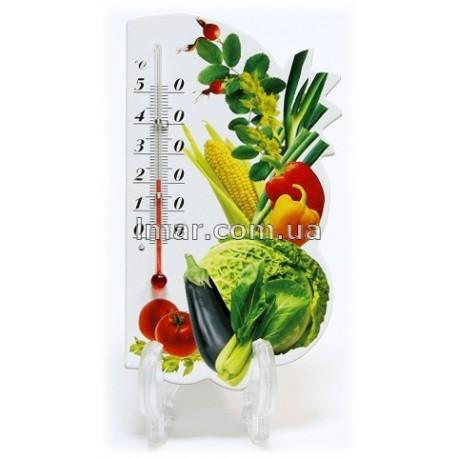 Сувенир-термометр фрукты на магните