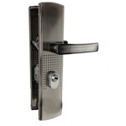 Ручка для металлических китайских дверей YUTL без подсветки- левая сторона