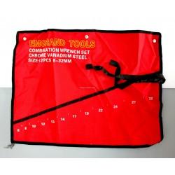 Чехол для гаечных ключей 10 pcs 6-32 мм
