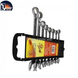 Набір гайкових ключів з власником