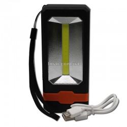 Ліхтар на сонячній батареї з USB WR-8051