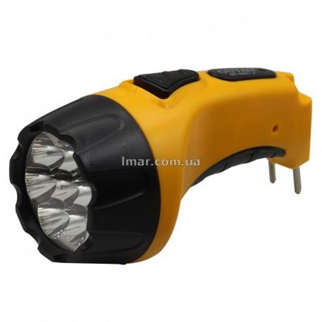 Ручной аккумуляторный фонарь 9007 LMA17-3