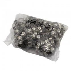 Хомуты металлические 13-19 мм NA17-21
