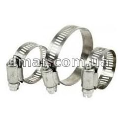Хомуты металлические 90-110 мм