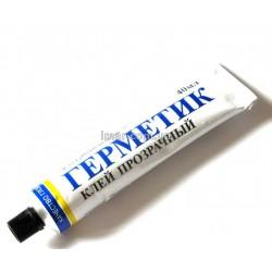 Клей «Герметик» тюбик 40 мл (Прозорий)