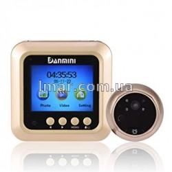 Маленька камера відеоспостереження