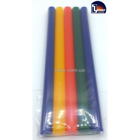 Силиконовый клей для пистолета  11 мм (разноцветный)