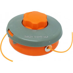 Шпулька для триммера Зеніт EASY Load нейлоновая 117 мм