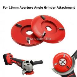 Угловой шлифовальный диск, диаметр 90 мм, диаметр 16 мм,