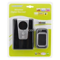 Звонок беспроводной дверной Luckarm 3905 Черный