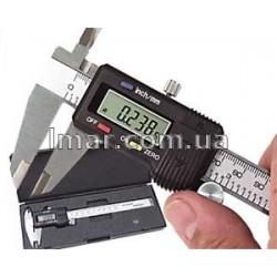 Штангенциркуль цифровий 150 мм (метал)