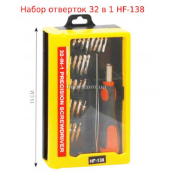 Набор отверток 32 в 1 HF-138