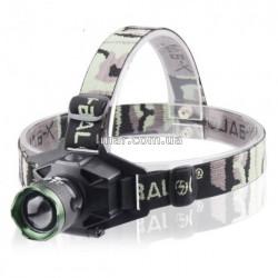 Ліхтар налобний Bailong BL 6903 ліхтарик + UF діод