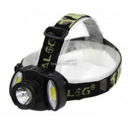 Налобный фонарь на батарейках X-Balog BL936