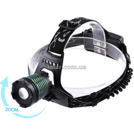 Налобный фонарь Police BL-2188B-T6