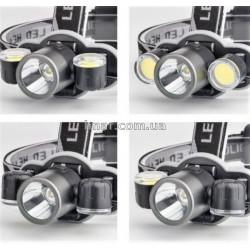 Налобный фонарь Bailong BL-537-T6