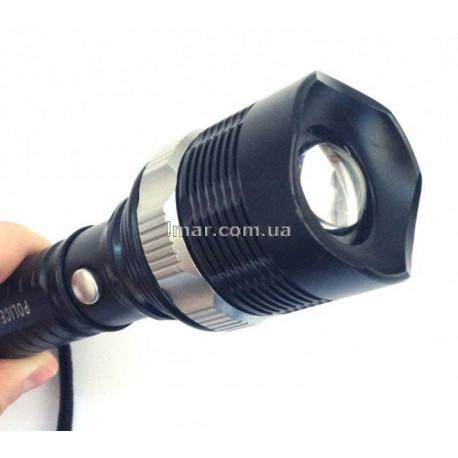 Тактический фонарь Bailong Police BL-8372