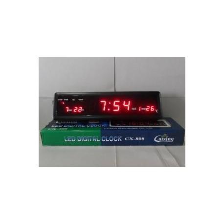 Электронные часы 808