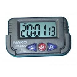 Цифровий годинник на липучці NA-613D