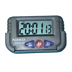Цифровые часы на липучке NA-613D