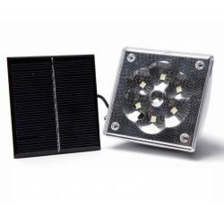 LED світильник на сонячній батареї GD-5017