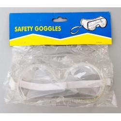 Очки строительные защитные Safety goggles