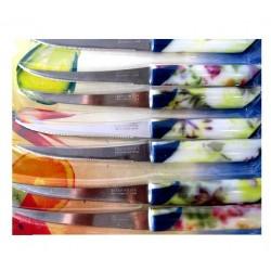 Набор кухонных ножей tramontina, 12шт