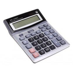 Калькулятор KK-1200V, двойное питание. Есть