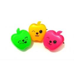 Світильник-нічник apple кольоровий HG-998