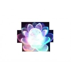 Светильник-ночник светодиодный цветок LN-62