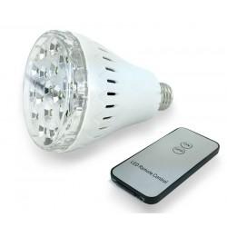 Лампа світлодіодна з акумулятором і на пульт SL788-A