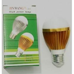 Світлодіодна лампа з алюмін корпусом E27 / 3W / 3W