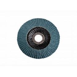 Круг лепестковый торцевой, 125X22 p 40