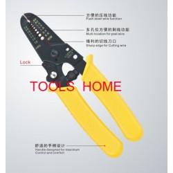 Многофункциональные для зачистки проводов / резак токоизмерительные и стальной проволоки с плоскогубцы инструмент зачистки