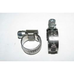 Хомуты металлические 10-16 мм