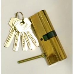 Серцевина на 3 ключа 70 мм