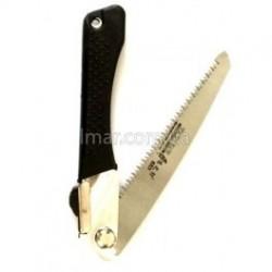 Садовая раскладная ножовка