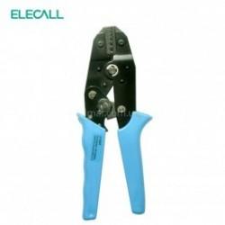 клещи для опрессовки кабельных наконечников 0.5 - 6мм2