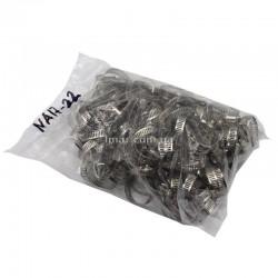 Хомуты металлические 19-29 мм NA17-22