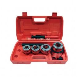 Набір плашок 4 шт для нарізки різьби NA17-19