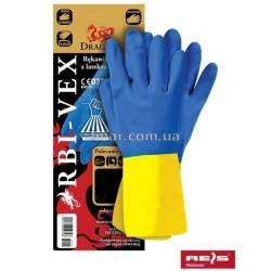 Перчатки RBI-VEX из латекса L и XL